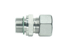 Straight Connectors to BSP, S Series Heavy, wd, GE-SR-STR-wd