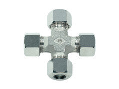Equal Cross Connector, LL Series Super Light, K-LL-X