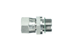 BSP Male to JIC Female Swivel Adaptor, MB-FJ-STR