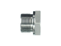 BSP Male to NPT Female Form A Fixed Adaptor, MB-FN-STR-FIX-FRMA