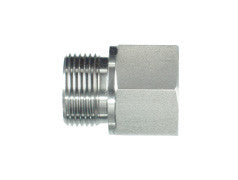 BSP Male to NPT Female Form B Fixed Adaptor, MB-FN-STR-FIX-FRMB