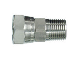 NPT Male to  BSP Female Swivel Adaptor, MN-FB-STR-SWIV