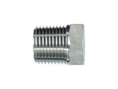 NPT Male to Female Form A Fixed Adaptor, MN-FN-STR-FIX-FRMA