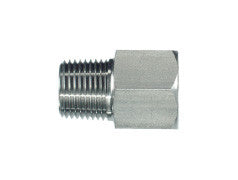 NPT Male to Female Form B Fixed Adaptor, MN-FN-STR-FIX-FRMB