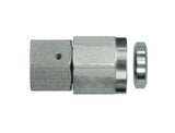Swivel Gauge Connectors, L Series Light, MVE-DKO-L