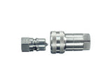 Quick Release Coupling ISO B, BSP, mu Series Female, QC-SV-MU-G