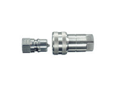 Quick Release Coupling ISO B, NPT, st Series Male, QC-SV-ST-NPT