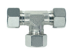Equal Tee Piece Connector, S Series Heavy, T-S-TEE-TV