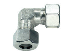 Equal Elbow Connector, L Series Light, W-L-90