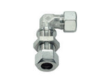 Elbow Bulkhead Connector, S Series Heavy, WSV-S-90