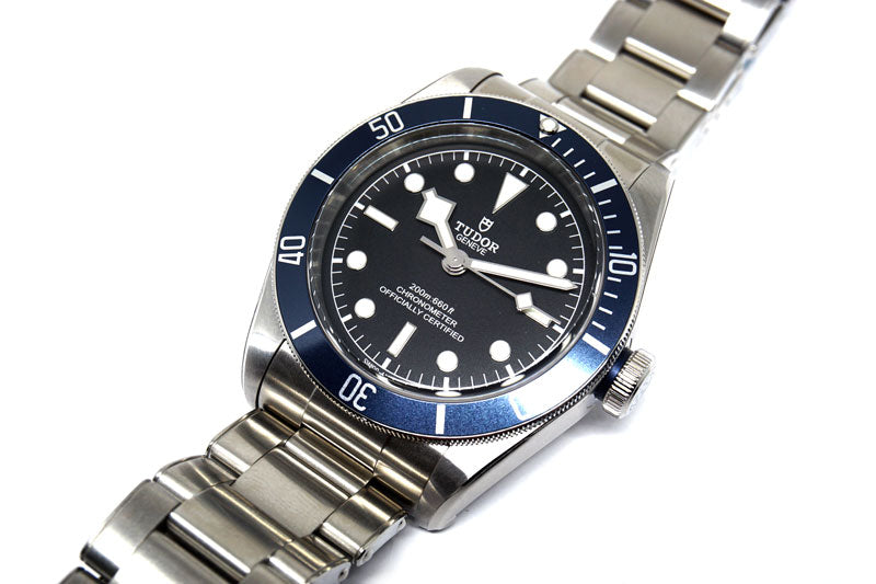 Black Bay Heritage Automatic Blue