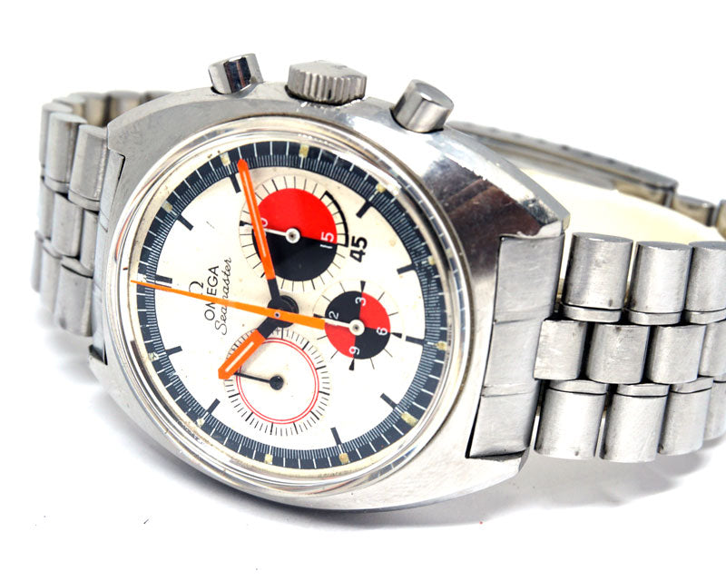 Seamaster Soccer Time Chronograph Vintage 145.016