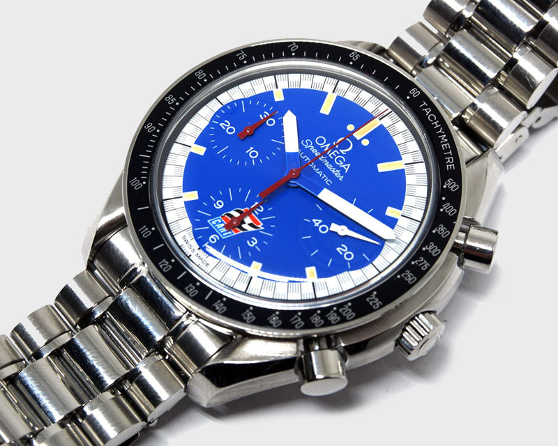 Speedmaster Reduced Cart Special Edition - Luxtime - Fine Watches