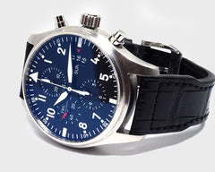 Pilot Chronograph Steel Automatic
