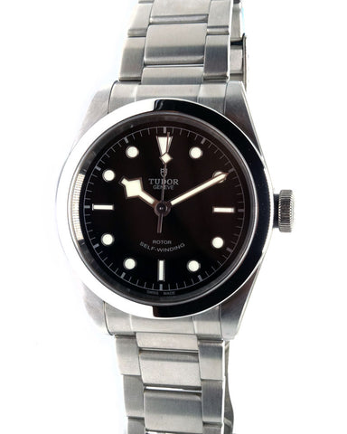 Black Bay Heritage Automatic 41mm Steel