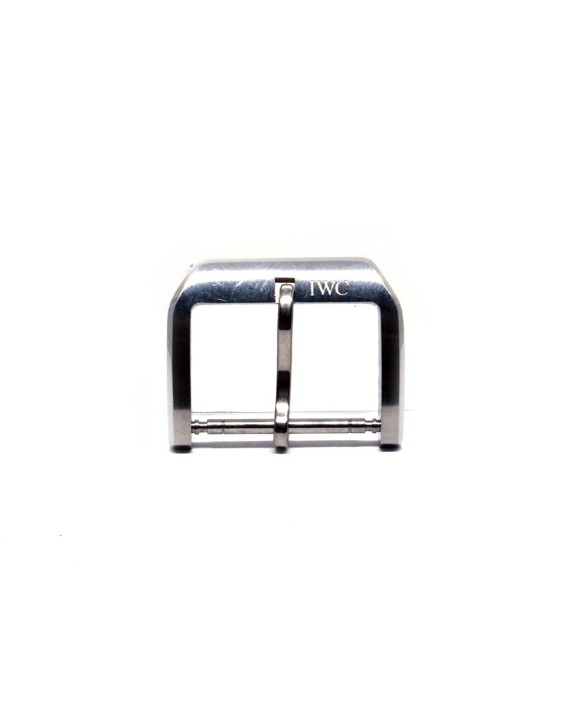Steel Pin Buckle - Luxtime - Fine Watches