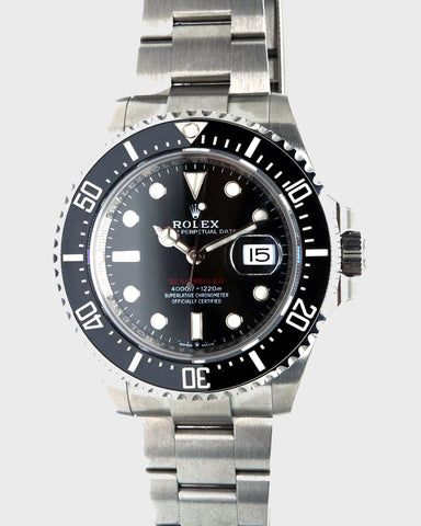 Red Sea-Dweller - Luxtime - Fine Watches