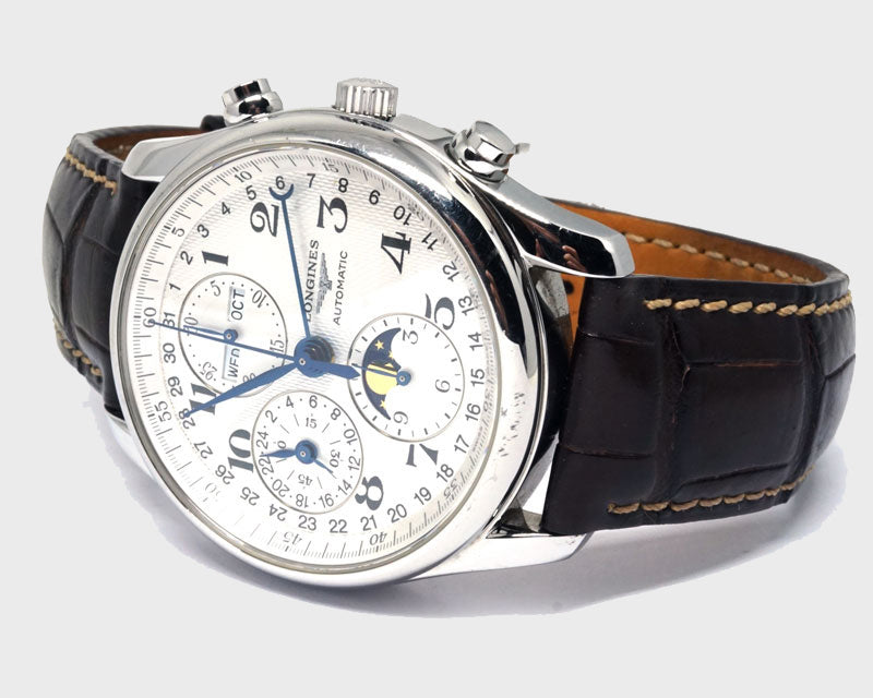 Master Collection Chronograph Moonphase - Luxtime - Fine Watches