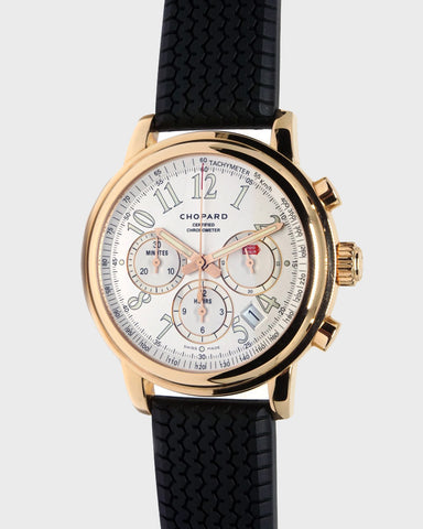 Mille Miglia Chronograph Rose Gold - Luxtime - Fine Watches