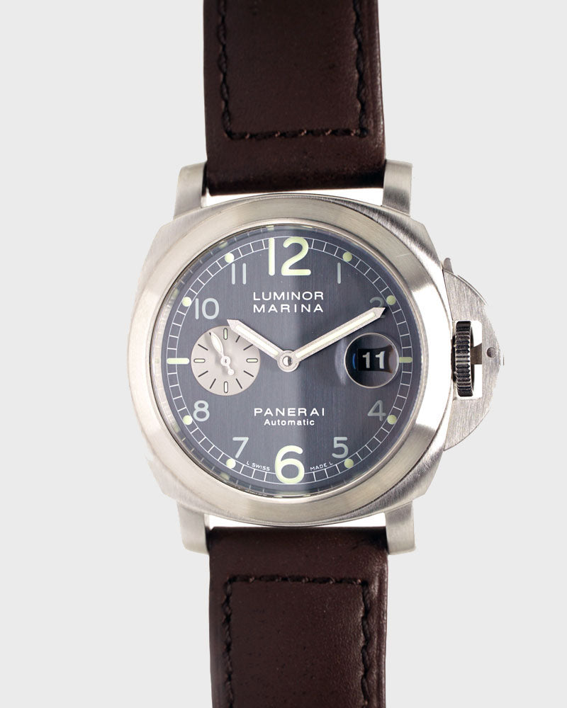 Luminor Marina Automatic Anthracite