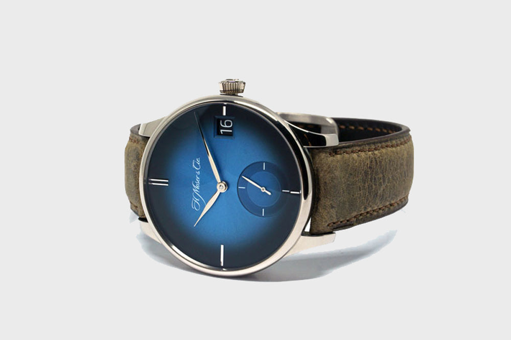 Venturer Big Date Funky Blue Limited Edition - Luxtime - Fine Watches