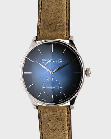 Venturer Small Seconds XL Funky Blue - Luxtime - Fine Watches