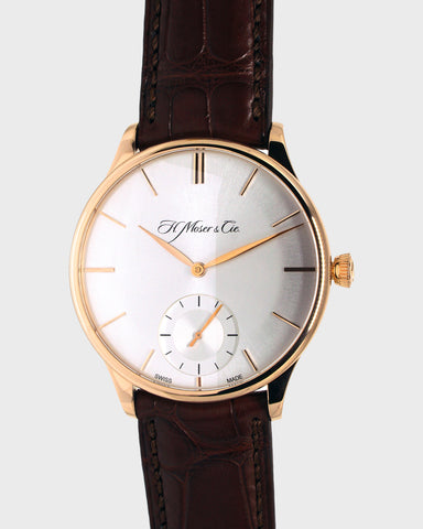Venturer Small Seconds Rose Gold - Luxtime - Fine Watches