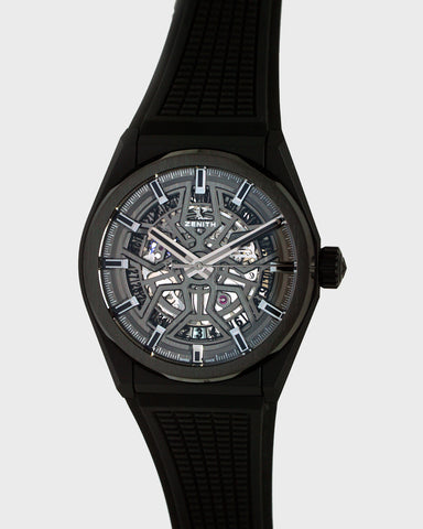 Defy Classic Ceramic 41mm - Luxtime - Fine Watches