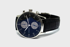 Portuguese Automatic Chronograph Panda - Luxtime - Fine Watches
