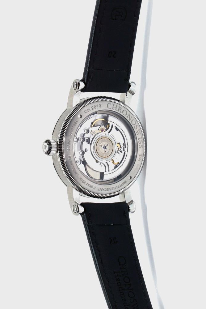 Regulator 30 Jumping Hour Limited Edition - Luxtime - Fine Watches
