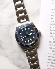 Black Bay 58 Blue - Luxtime - Fine Watches