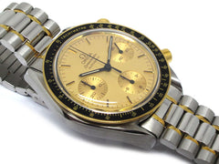 Speedmaster Reduced 18K/Steel