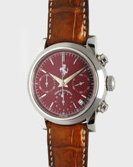 Ferrari Chronograph Steel Automatic - Luxtime - Fine Watches