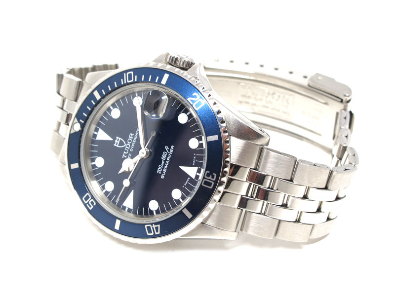Prince Oyster Date Submariner Blue