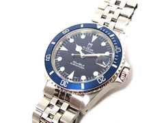 Prince Oyster Date Submariner Blue - Luxtime - Fine Watches