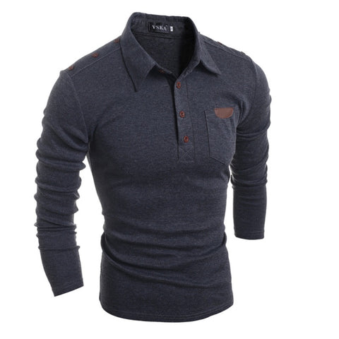 Knitted Pullover Mens Lapel Fashion Sweaters Male Paste Paper Polo Shirt Winter Men Sweater XXL