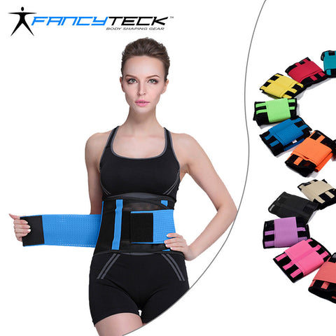 Corset Breathable Thin Xtreme Women Body Waist Belt Hot Thermo shaper waist