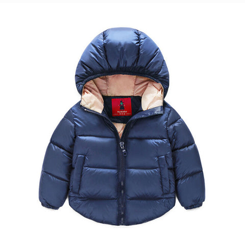 Newborn Baby Snowsuit Cotton Girls/ Boys Coats And Jackets