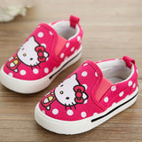 Baby  Girl Shoes Canvas Fashion Newborn l Shoes For 0-6 Years Old
