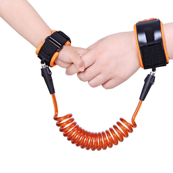 Anti Lost Bracelet Baby Kids Safety  Harness Wrist Link Traction Rope