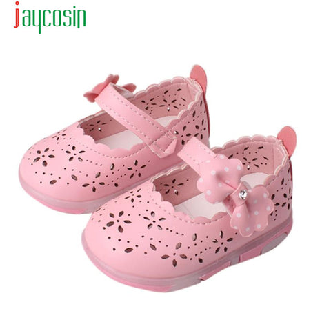 Girls  Lighted Soft-Soled Princess Shoes