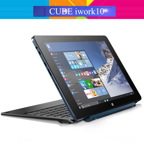 New Arrival Cube iwork10 Ultimate Dual Boot Tablet PC