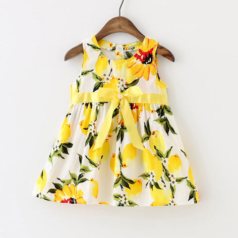 Baby  Girl Dress  Sleeveless Age  0-24 months