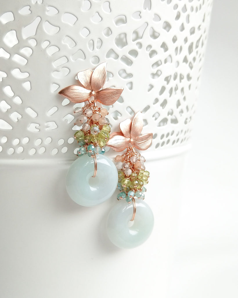 Joanne Tien Earrings