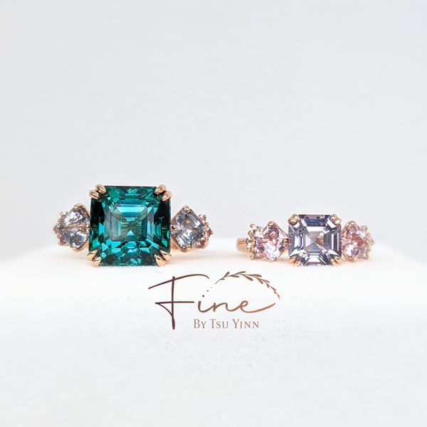 The FBTY Astrid Ring: 2 options