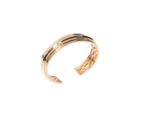 Aria Cuff - Gold - Quella Collection