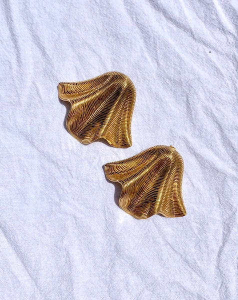 Tidal Earrings - Quella Collection