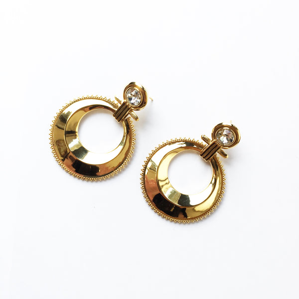 Farrah Earrings - Quella Collection