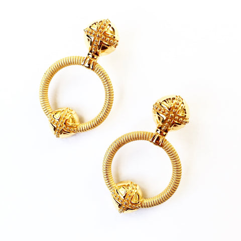 Lucca Earrings - Quella Collection