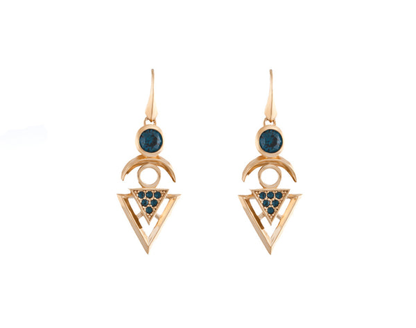 Neve Earrings - Quella Collection